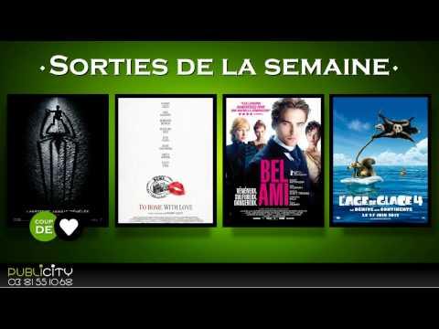 CINECITY Sortie Cinéma du 11 Juillet 2012