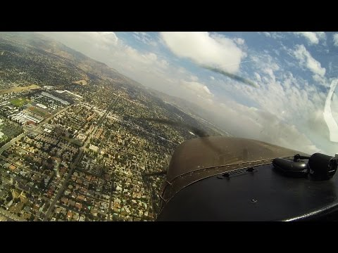 Van Nuys | One-Six Right | Multi-Cam | ATC Audio