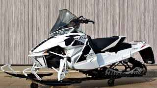 7. SOLD! 2013 Arctic Cat XF1100 Turbo Sno-Pro Limited