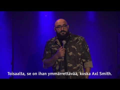 Ali Jahangiri Stand Up - Axl Smith tekijä: Ali Jahangiri