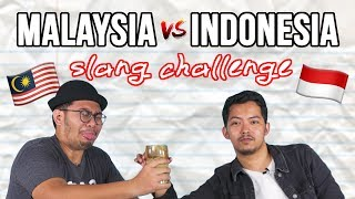 Video Malaysia Vs Indonesia: The Slang Challenge #comeback MP3, 3GP, MP4, WEBM, AVI, FLV Agustus 2018