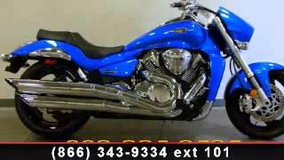5. 2012 Suzuki Boulevard M109R Limited Edition - RideNow Power
