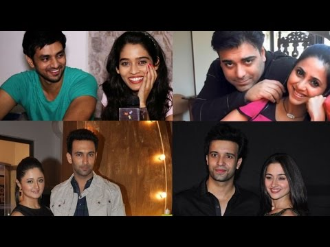 Indian Television Top 10 Couples Who Took Their Lo
