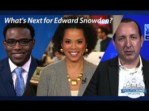 What's Next for Edward Snowden? - Politicking - Ora TV
