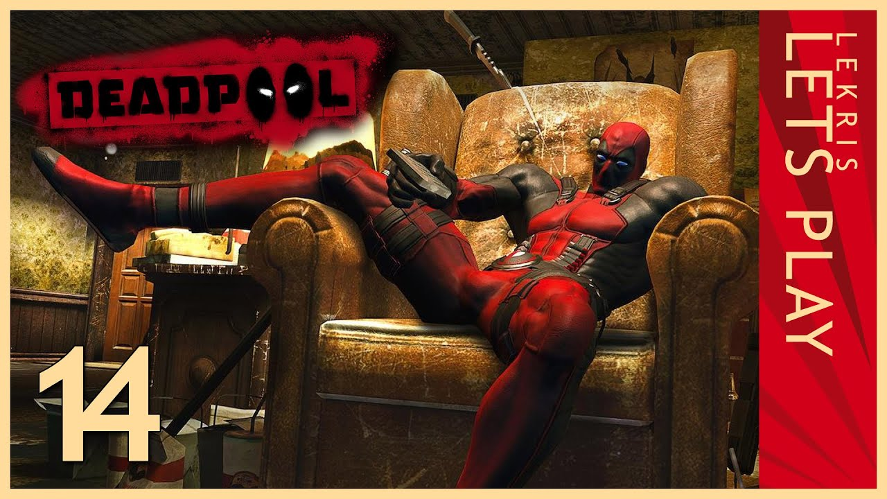 Deadpool #14 - Turbo-Bike  - Let's Play Deadpool | HD