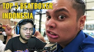 Video Terlalu SADIS ! 5 Top beatboxer indonesia, nomor 2 paling fenomenal | Beatbox itu Gampang MP3, 3GP, MP4, WEBM, AVI, FLV September 2018