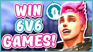 Overwatch just got a brand new gamemode in the arcade, which is named 6v6 Lockout Elimination! This is a glorified 3v3 gametype, but takes a different kind o...