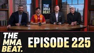 The MMA Beat: Episode 225 (UFC 236 Recap, Rich Franklin Joins UFC HOF, UFC St. Petersburg)