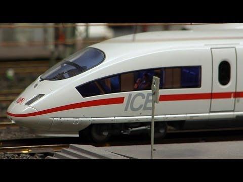 Modellbahn Paradies in Mühlheim am Main Modelleisenbahn in Spur H0 von Bernhard Stein