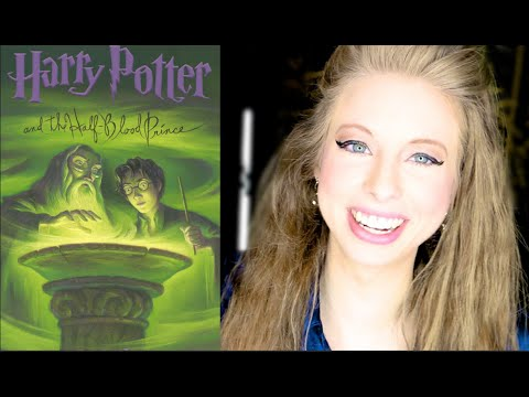 HARRY POTTER AND THE HALF BLOOD PRINCE BY JK ROWLING | booktalk with XTINEMAY