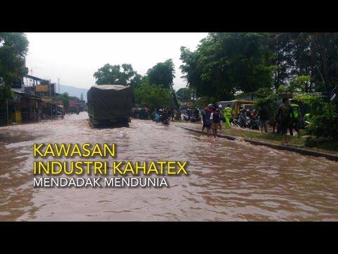 Banjir Rancaekek Jadi Trending Topik