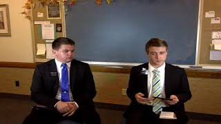 Video Mormon Missionaries SHOCKINGLY Expose Their Own Doctrine MP3, 3GP, MP4, WEBM, AVI, FLV Juli 2019