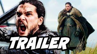 Game Of Thrones Season 7 Trailer 2, Jon Snow and Daenerys Targaryen Behind The Scenes, Sansa, Arya Stark, Cersei Lannister , Dragonstone and Winterfell ► htt...