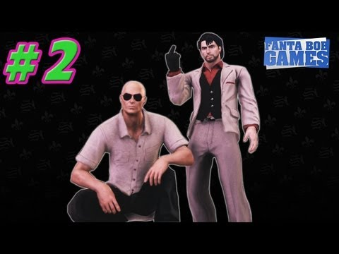 Fanta et Bob dans Saints Row 3 - Ep. 2