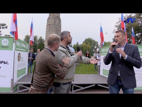 Парнас-Кострома: день  18 (видео)