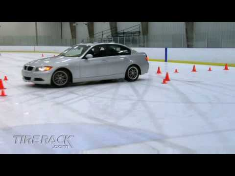 tires - http://www.tirerack.com/a.jsp?a=HP5&url=/index.jsp First we compared all-season and winter/snow tire performance on our snowy test track. Now watch as Tire R...