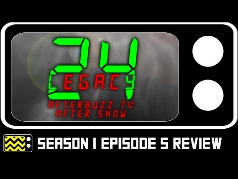 24: Legacy Season 1 Episode 5 Review & After Show | AfterBuzz TV
