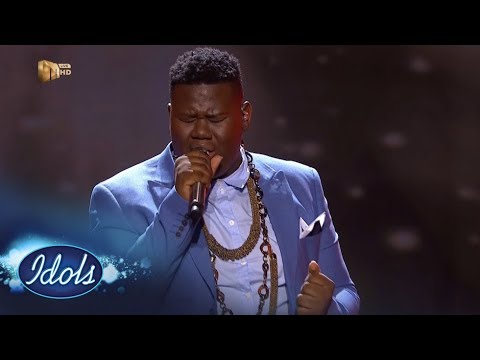 Top 4 Reveal: King B - 'Lion of Judah' – Idols SA | Mzansi Magic