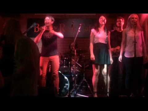 Jamiroquai Tribute Band CZ - Jamiroquai Tribute Band CZ - Alright (Live in Olomouc 2017)