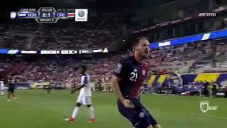 Gol de Marco Ureña  Costa Rica vs Honduras 1-0 Copa de Oro 2017  07-07-17 HD (Voz del video: Oscar Nieves) Suscribete a...