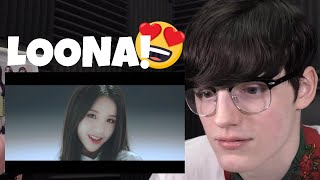 "Video (LOONA) ""favOriTe"" 이달의 소녀 MV Reaction! (SOTY OMG) MP3, 3GP, MP4, WEBM, AVI, FLV Maret 2019"
