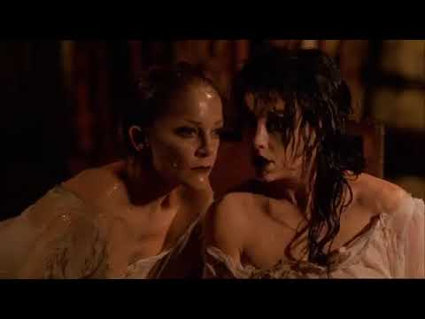 Horror movie - Deadly witches in 21st century