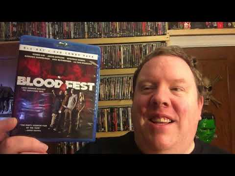 31 Days of Horror 2018 Day 5 Blood Fest 2018
