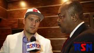 RingSide Network TV Alex Hamer Interviews Sergey Kovalev