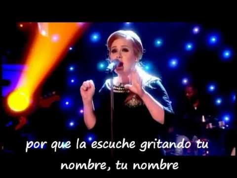 Set Fire To The Rain - Adele (Subtitulada Al Español)