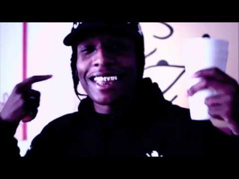 Asap Rocky - Roll One Up (chopped & Screwed)