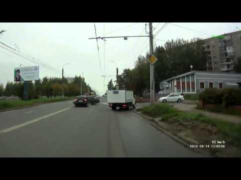 Авария в Ижевске