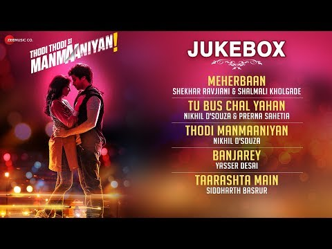 Thodi Thodi Si Manmaaniyan Full Movie Audio Jukebox  Arsh Sehrawat  Shrenu Parikh