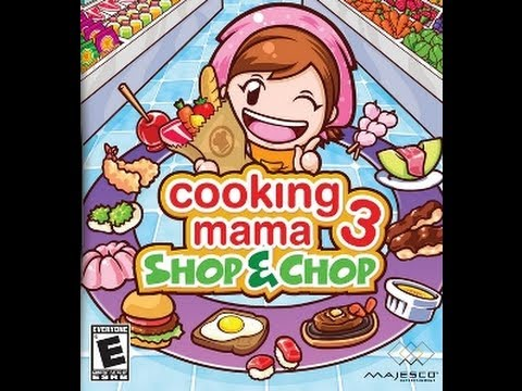 Cooking Mama 3 - Shop & Chop (Episode 33: Shortcake)