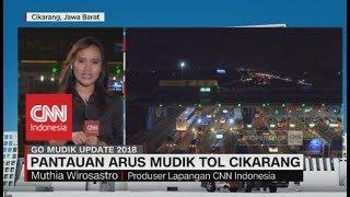 Video H-4, Gerbang Tol Cikarang Utama Masih Terpantau Ramai Lancar ; Go Mudik 2018 MP3, 3GP, MP4, WEBM, AVI, FLV Juni 2018