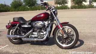 3. Used 2009 Harley Davidson Sportster 1200 Low Motorcycles for sale