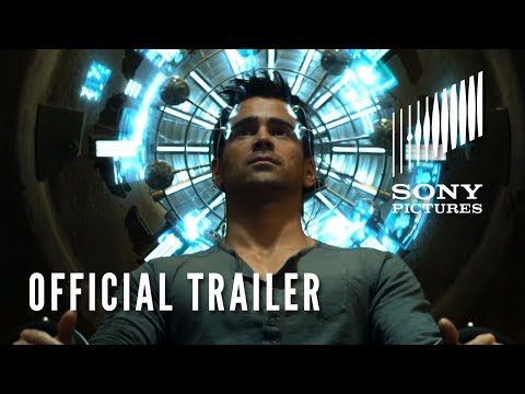 0 Total Recall 2012   Official Trailer