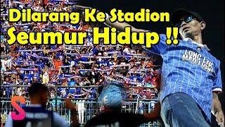 Download Video Dilarang Masuk Stadion Seumur Hidup, 5 Fakta Yuli Sumpil Pentolan Aremania MP3 3GP MP4