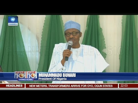 I Will Not Be Distracted By The Opposition - Buhari