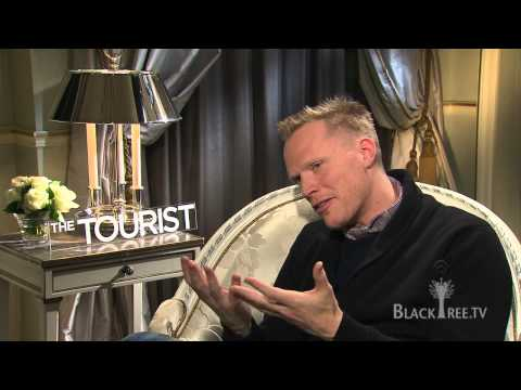 Paul Bettany - BlackTree Tv's Jamaal Finkley goes 1-on-1 with British Actor Paul Bettany about his new film The Tourist. While the British-born PAUL BETTANY (Inspector John...
