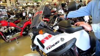 7. 2013 Yamaha Super Tenere -