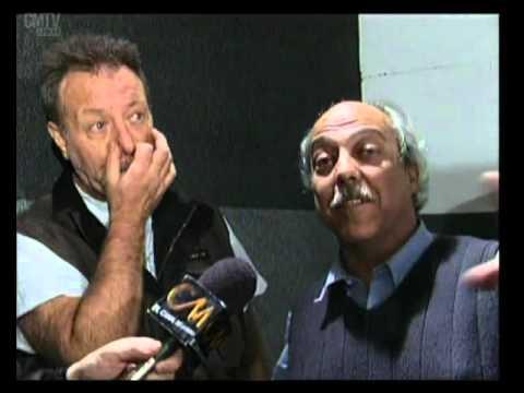 León Gieco video Entrevista CM - Primer Congreso Latinoamericano 2001