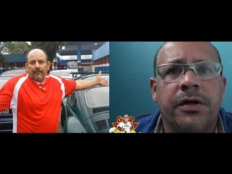 André Mecânico x Lagartixa Secretario de Esportes