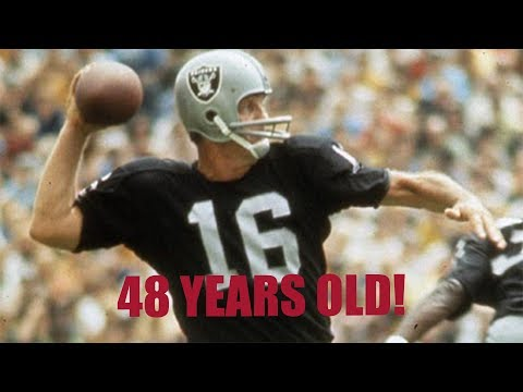"""Best """"Old Guy"""" Moments in NFL History (40+) - Thời lượng: 10 phút."""