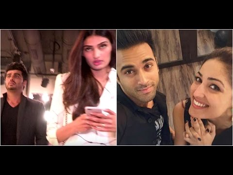Athiya Shetty Spends Time With Arjun Kapoor | Yami