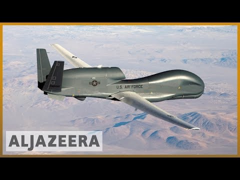 Iran's Revolutionary Guard Shoots Down US Drone