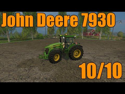 John Deere 7930 V Final