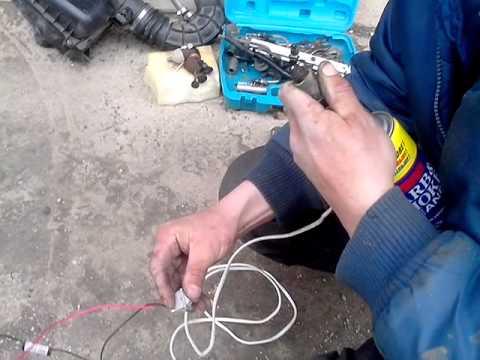 Как почистить инжектор на ваз 2109 своими руками