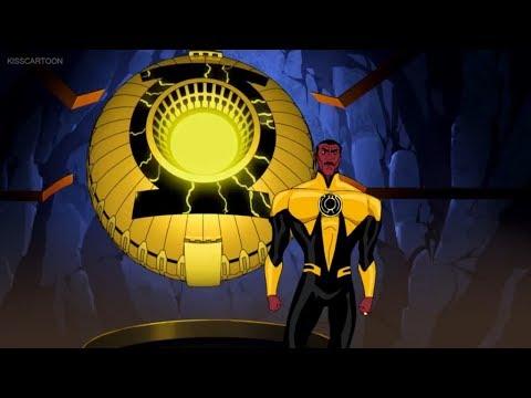 Sinestro becomes a Yellow Lantern (Green Lantern: First Flight)