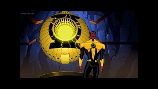 Nonton Sinestro Becomes A Yellow Lantern  Green Lantern  First Flight  Film Subtitle Indonesia Streaming Movie Download