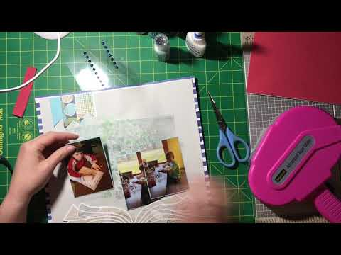USE UP ALL THE THINGS SCRAPBOOKING EP 13: TO BE RENAMED - USE THOSE KREATIVE CUTS CUT-FILES